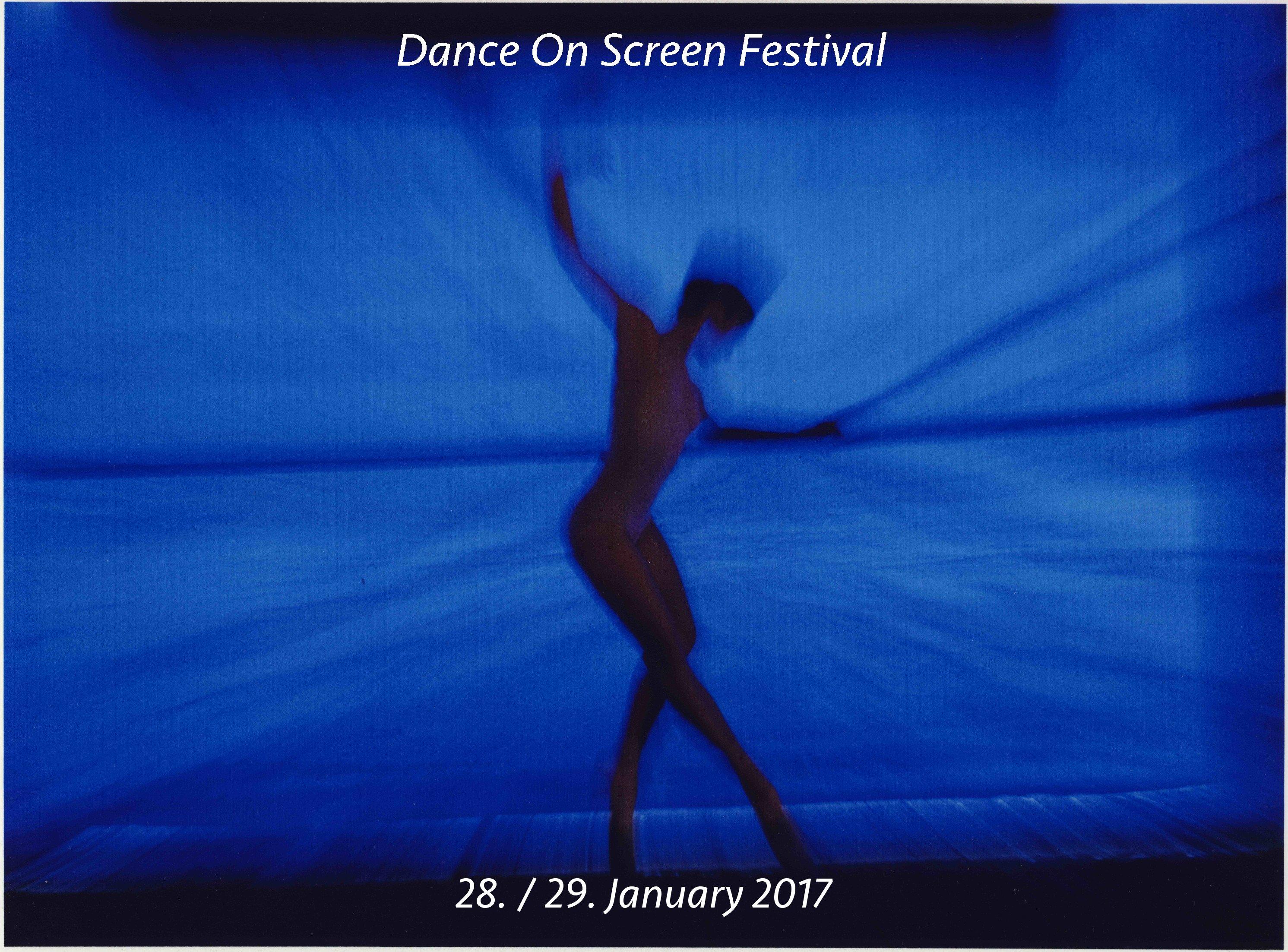 ValentinaMoar.com Dance On Screen 2nd Edition 2017 - Submission Deadline: 27 Dec 2016